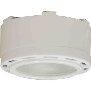 Volume Lighting V6061 1 Light Under Cabinet Halogen Puck Light