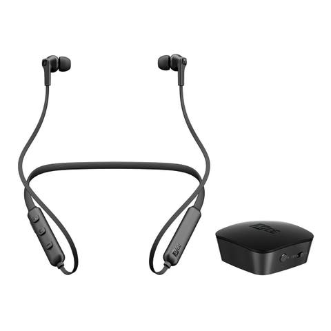 MEE audio Connect T1N1 Bluetooth Over-Ear Headphone and Transmitter