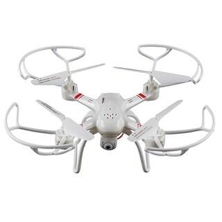 TechComm Wave Razor Mini RC Drone 1MP Wi-Fi 120-Degree Wide-Angle Camera