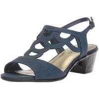 Easy Street Women's Outshine Heeled Sandal - 10