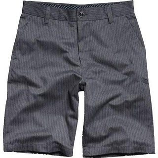Fox 2014/15 Kids Essex Pinstripe - 42094 - Charcoal Heather (4 options available)
