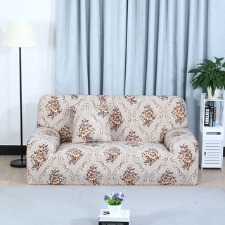 Stretch 1/2/3 Seats Sofa Cover Loveseat Slipcovers Protector |  Overstock.com Shopping - The Best Deals on Sofa Slipcovers