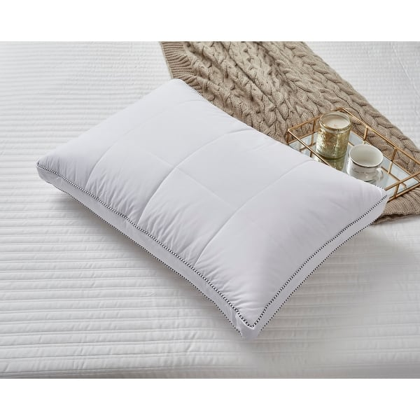 Hotel Grand Feather /& Down Pillow 2-pack