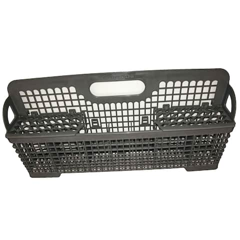 NEW OEM KitchenAid Silverware Utensil Bin Basket Originally Shipped With KUDS30IVWH2, KUDS40FVBT2, KUDS40FVSS5