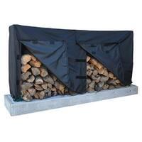 Dallas Manufacturing Co. 600D Log Rack Storage Cover - Model 8' - LRC1008