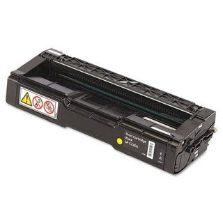 Ricoh U34709B Ricoh All-In-One Print Cartridge SP C220A, Black (406046)