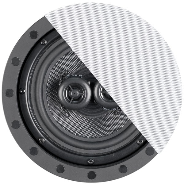 "Architech Sc-622F 6.5"" Kevlar(R) Series Single-Point Stereo Frameless In-Ceiling Loudspeaker"