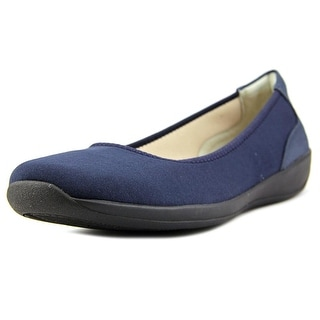 Stretchies Joyce II W Round Toe Synthetic Loafer