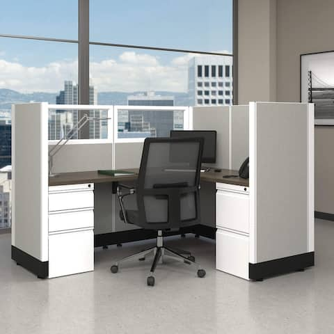 Modular Office Furniture Systems 53H Powered