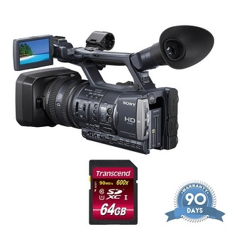 Link to Sony HDR-AX2000 AVCHD Camcorder - with Memory Card - Similar Items in Digital Cameras