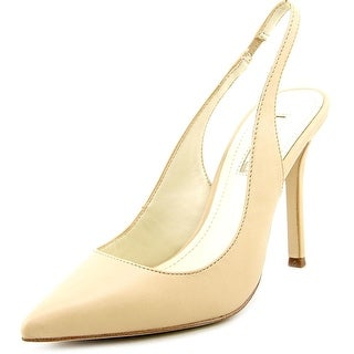 BCBGeneration Tatyana Women Pointed Toe Synthetic Nude Heels