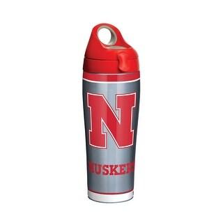 NCAA Nebraska Cornhuskers Stainless Steel Water Bottle