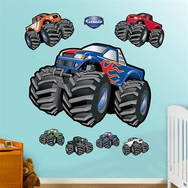Monster Trucks-Fathead