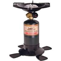 Texsport 14213 Single Burner Propane Stove, 10,000 BTU