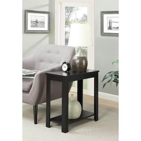 Copper Grove Harwood Chairside End Table