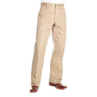 Circle S Western Pants Mens Snap Expandable Scalloped Pockets CP5705