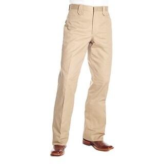 Circle S Western Pants Mens Snap Expandable Scalloped Pockets CP5705