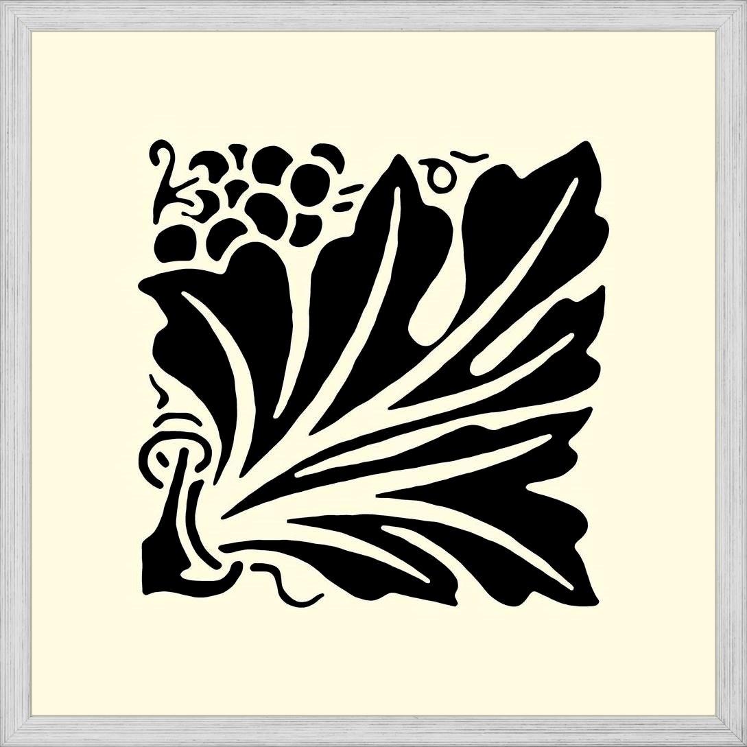 Easy Art Prints Vision Studio S B W Graphic Beauty Iv Premium Canvas Art Overstock 25747741