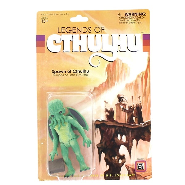 Legends of Cthulhu Retro Action Figure Spawn of Cthulhu - multi