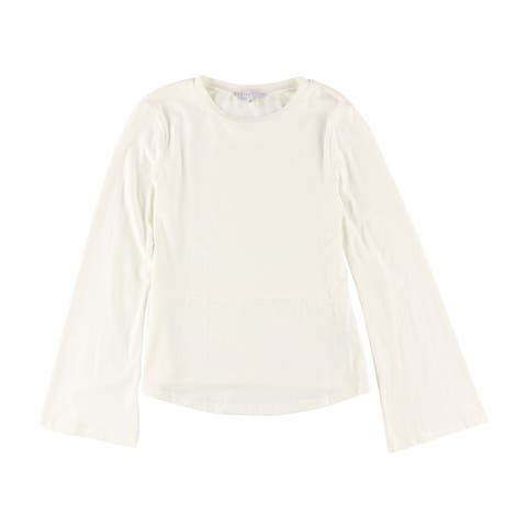 Endless Rose Womens Solid Basic T-Shirt