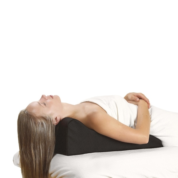 Core Products Soothe-A-Ciser Traction Pillow for Neck Pain and Headache Relief - 11 in. x 21 in. x 7 in.