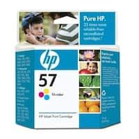 HP 57 Tri-color Original Ink Cartridge (C6657AN) (Single Pack)