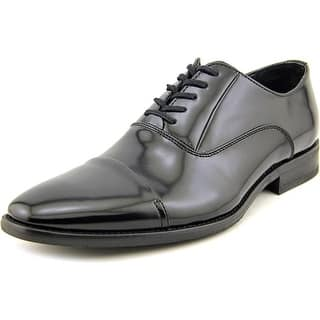 Calvin Klein Radley Box Smooth Cap Toe Leather Oxford|https://ak1.ostkcdn.com/images/products/is/images/direct/c2c88f8add1e19b2b56484a6338718dc88fbbec5/Calvin-Klein-Radley-Box-Smooth-Men-Cap-Toe-Leather-Black-Oxford.jpg?impolicy=medium