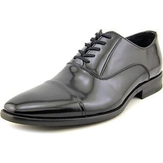 Calvin Klein Radley Box Smooth Cap Toe Leather Oxford