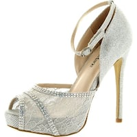 Bella Marie Womens Helena-20 Pumps Shoes