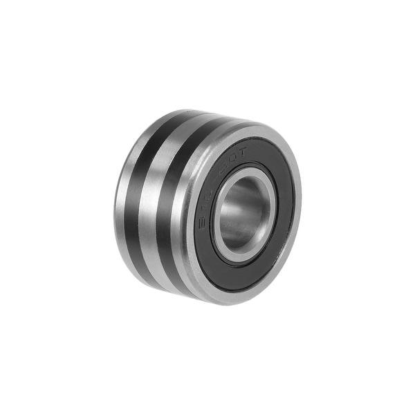 B10-50T Deep Groove Ball Bearing 10x27x14mm Double Sealed Chrome Steel Bearings