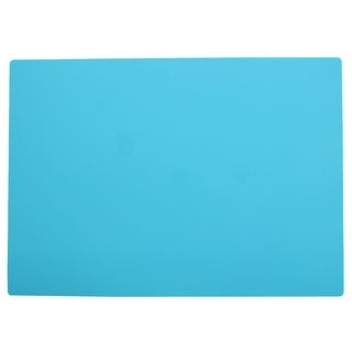 Silicone Heat Resistant Maintenance Platform Repair Mat Sky Blue for PC Phone