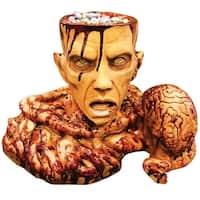 Brain Bowl Halloween Decoration