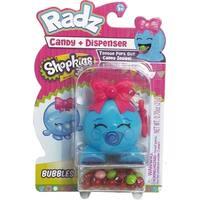 Shopkins Radz Candy Dispenser Bubbles - multi