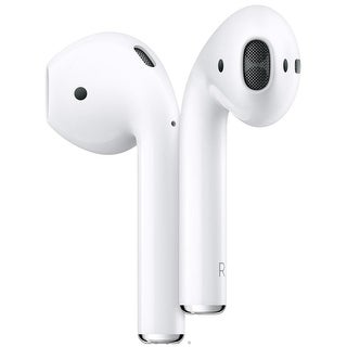 Link to Apple AirPods with Wireless Charging Case (2nd Generation) Similar Items in Headphones