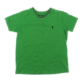 Polo Ralph Lauren Embroidered T-Shirt - 4/4t