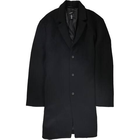 Alfani Mens Classic-Fit Top Coat
