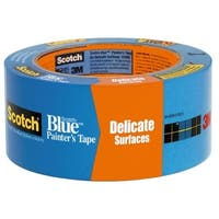 3m  2 in. Scotch Safe-Release Painters Masking Tape Faux & Decorative