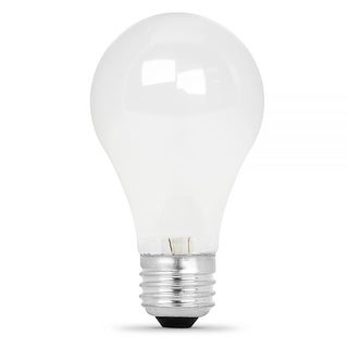 Feit Electric Q43A/W/4/RP Energy Saving 43 Watt Halogen Bulb, A19