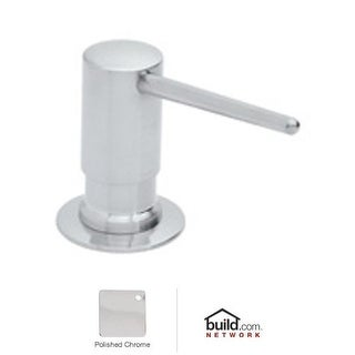 Rohl LS750L De Lux Soap Dispenser with One Touch System