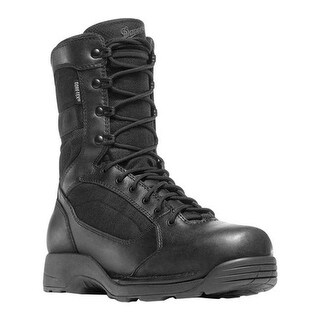 "Danner Striker Torrent Side-Zip GORE-TEX 8"" Black Leather"