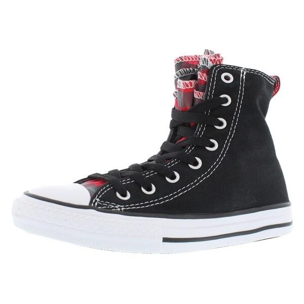 bf5ea657e807 Shop Converse Chuck Taylor Party Hi Boy S Shoe - Free Shipping On ...