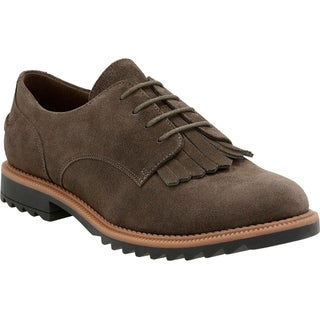 CLARKS Womens Griffin Mabel Round Toe Oxfords (2 options available)