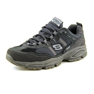Skechers Vigor 2.0-Trait EW Round Toe Canvas Hiking Shoe