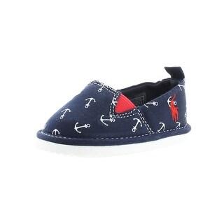 Ralph Lauren Billie Slip-On Slip-On Shoes Infant Lightweight