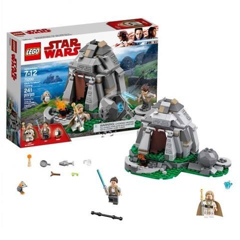 LEGO Star Wars Ahch-To Island Training - 75200