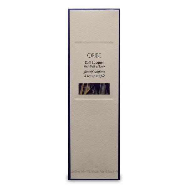 Oribe Soft lacquer Heat Styling Spray 5.5 Oz