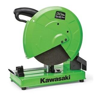 Kawasaki 14-Inch 15 Amp Metal Chop Saw - 841226
