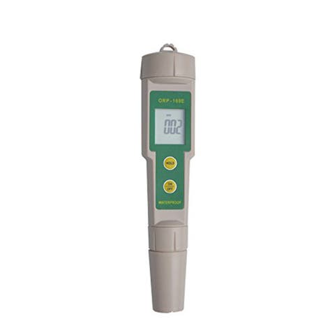 ORP Tester Redox Water Quality pH Measurement Test Tool ORP Meter - Silver