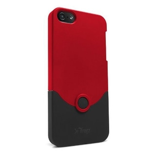 iFrogz Luxe Case for Apple iPhone 5 - Red/Black