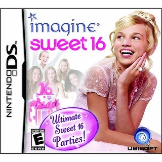 Imagine: Sweet 16 (Nintendo DS)